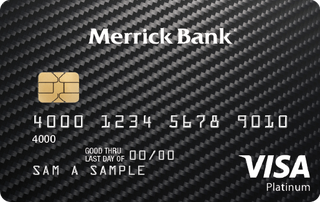 merrick bank credit card no annual fee