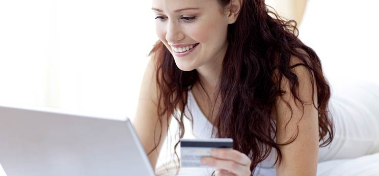 Shopping Online - ApplyNowCredit.com