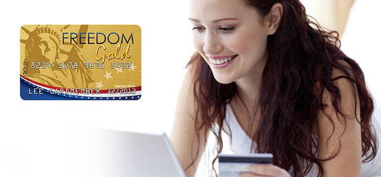 Freedom Gold Card - ApplyNowCredit.com