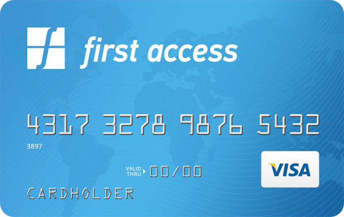 First Access Visa - ApplyNowCredit.com