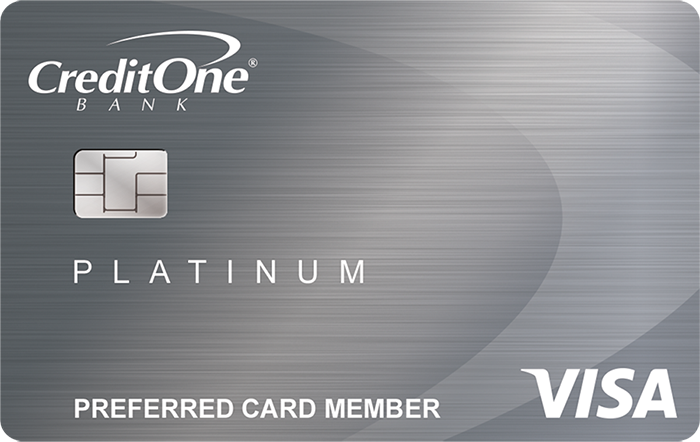 Credit One Bank® Cash Back Rewards Credit Card