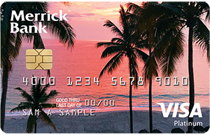 Merrick Bank Double Your Line™ Platinum Visa® - ApplyNowCredit.com