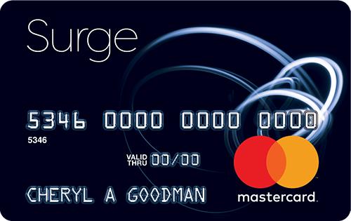 Surge Mastercard - ApplyNowCredit.com