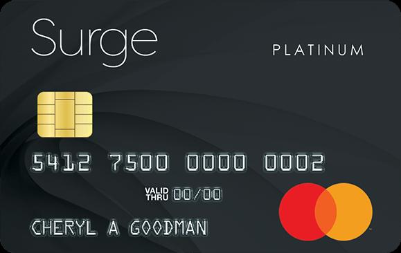 Surge Platinum - ApplyNowCredit.com