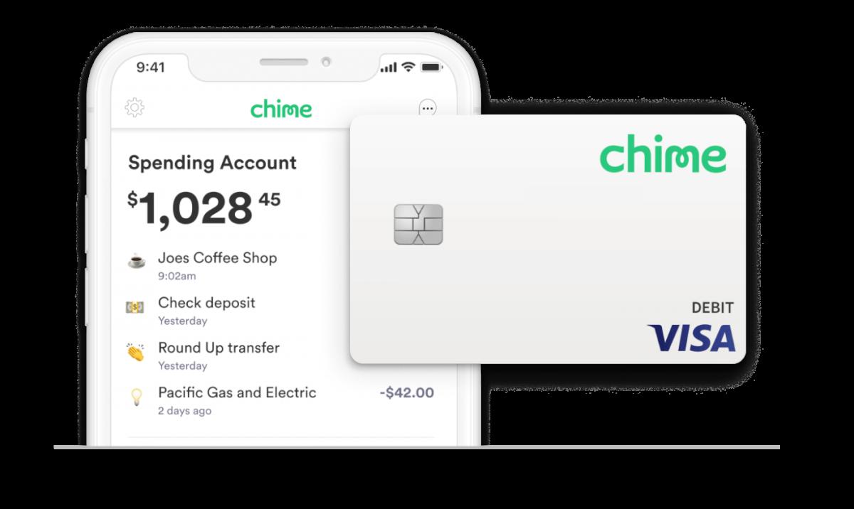 Chime Debit Card